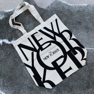 Rare NWOT New Yorker Tote Bag